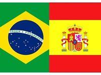 Spanish/Portuguese translator