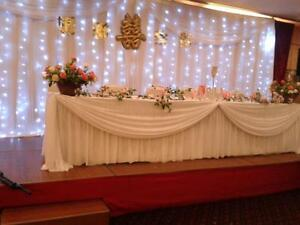 Hire Wedding Backdrop in Liverpool Minto Campbelltown Area Preview