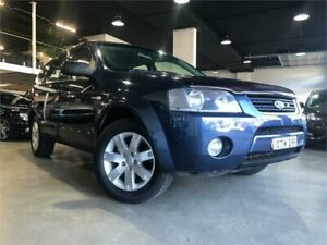2008 Ford Territory SY TS Sports Automatic Wagon Caringbah Sutherland Area Preview