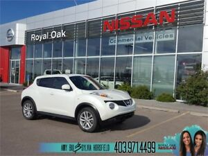 2013 Nissan JUKE SL AWD ** Accident Free **