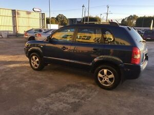 HYUNDAI TUCSON AWD IN VERY GOOD CONDITION Maddington Gosnells Area Preview