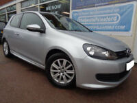 Volkswagen Golf 1.6TDI Tech 2011 BLUEMOTION Cambelt @ 64k P/X Swap