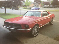 1968 Ford Mustang Complete Restoration