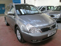 60 KIA SEDONA WHEELCHAIR ADAPTED DISABLED 50 + ADAPTED VEHICLES IN STOCK