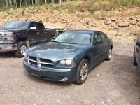 2006 DODGE CHARGER SXT FULLY LOADED LEATHER LOW KM