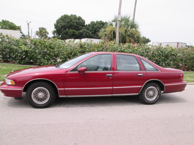 1993 CAPRICE CLASSIC 2 OWNER FLORIDA CAR CLEAN CARFAX MUST SEE