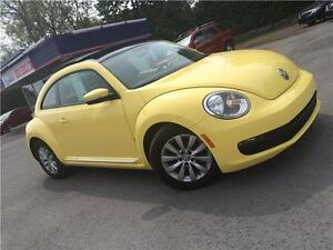 2012 Volkswagen Beetle TOUTE EQUIPEE TOIT OUVRANT MAGS