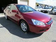 2007 Honda Accord 40 MY06 Upgrade VTi Maroon 5 Speed Automatic Sedan Werribee Wyndham Area Preview