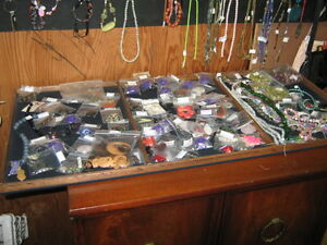 NATURAL STONE AND GLASS JEWELLERY & BEADS Peterborough Peterborough Area image 2