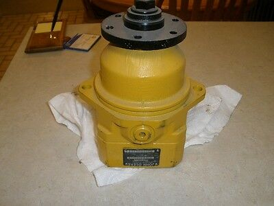 John Deere 844k Wheel Loader Hydraulic Fan Motor Rexroth