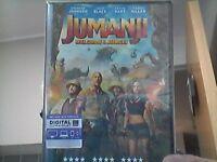 Jumanji dvd