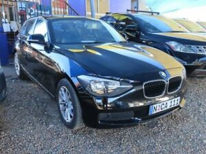 2013 BMW 116i F20 MY0713 Steptronic Black 8 Speed Sports Automatic Hatchback Mount Druitt Blacktown Area Preview