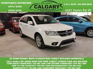 2012 Dodge Journey R/T   *$99 DOWN EVERYONE APPROVED*