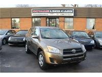 2010 Toyota RAV4  NO ACCIDENTS - 4 cylinder!