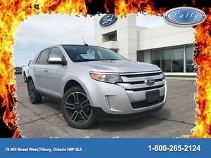 2014 Ford Edge SEL, Moonroof, Navigation, 20 inch Sport wheels!!