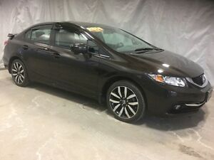 2014 Honda Civic Sedan Touring-BEUTIFUL CONDITION!ONE OWNER!