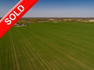 SOLD: 300Acres w Home, Driveshed, Coverall & Grain Storage CONN