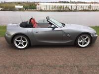 2008 08 BMW Z4 2.5 Z4 SPORT ROADSTER 2D 175 BHP
