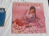 Vinyl LP Crystal Gayle U A UAG 30108 Stereo 1977