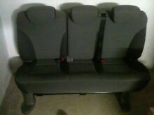 Hyundai iMax rear seat with head rests 1 X 3 Excellent Condition Hamilton South Newcastle Area Preview