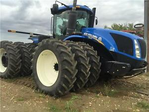2012 New Holland T9.560 4WD Tractor- MICHELIN TRIPLES!