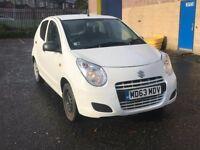 SUZUKI ALTO 1.0 2014 CHEAP CAR CHEAP INSURANCE AYGO C1 POLO IBIZA GOLF MICRA CORSA FABIA £0 ROAD TAX