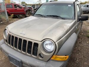 2006 Jeep Liberty just in for parts at Pic N Save!