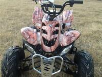 Brand New TaoTao 125cc sport ATV for only $1295 !!!