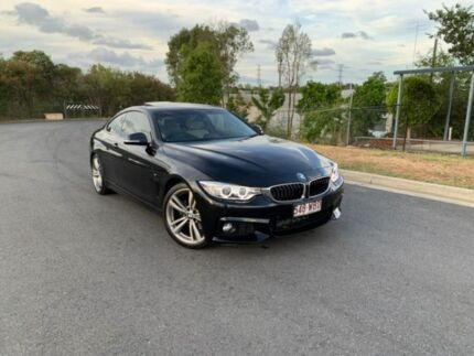2016 BMW 4 Series F32 Black 8 Speed Sports Automatic Coupe Darra Brisbane South West Preview