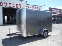 6 x 10 Cargo Trailer - 2990# GVWR *NO PAYMENTS FOR 90 DAYS OAC*