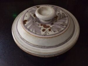 Brand New Pottery Baking Dish with LId