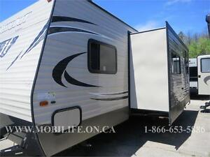 *CLEARANCE!*FAMILY TRAILER FOR SALE!*DOUBLE BUNKS*KEYSTONE* Kitchener / Waterloo Kitchener Area image 3