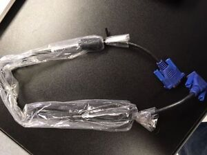 Power and Video Output cables for sale