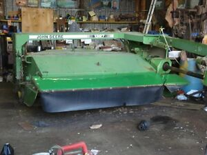 John Deere 1327 Disc Mower Conditioner