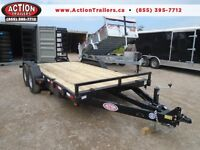 7 ton equipment trailer - DEAL DIRECT AND SAVE $$$ - 7 X 16'