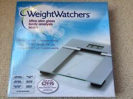 New Weightwatchers Scales