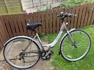 Ladies 19inch bicycle as new