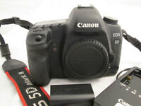 Canon 5D MKII + Battery and charger