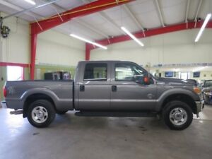 2012 Ford F-250 XLT Loaded Diesel With Buckets