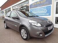 Renault Clio 1.2 16v 2011 I - Music Low miles 69k P/X 1 former keeper