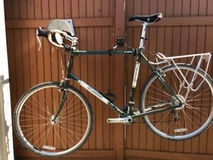 Touring Bicycle and Bags For Sale