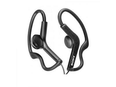 Sony MDRAS200 Active Sports Headphones (Black), used for sale  Shipping to India