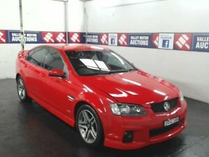 2011 Holden Commodore VE II SV6 Red 6 Speed Manual Sedan Cardiff Lake Macquarie Area Preview