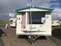 Cheap Starter Caravan With Fees Included Till 2019 At Sandylands BUY NOW PAY LATER