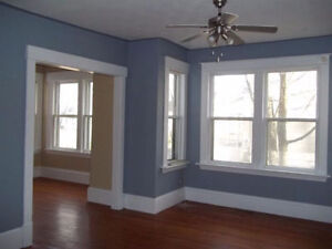 Beautiful downtown home for rent- main floor up/down duplex