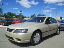 2007 Ford Falcon BF Mk II XT Gold 4 Speed Sports Automatic Sedan Greenslopes Brisbane South West Preview