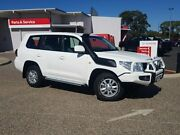 2011 Toyota Landcruiser VDJ200R 09 Upgrade GXL (4x4) Glacier White 6 Speed Automatic Wagon Warwick Southern Downs Preview