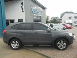2010 Holden Captiva CG MY10 SX (4x4) Grey 5 Speed Automatic Wagon Earlville Cairns City Preview