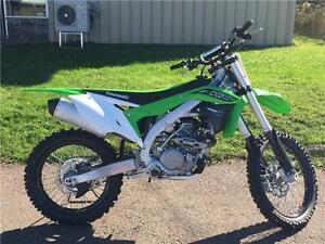 2016 Kawasaki KX450