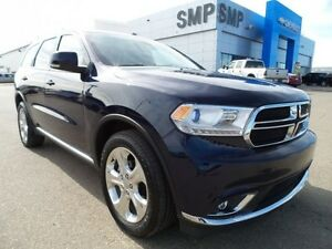 2015 Dodge Durango Limited, leather, sunroof, rem. start, DVD, N